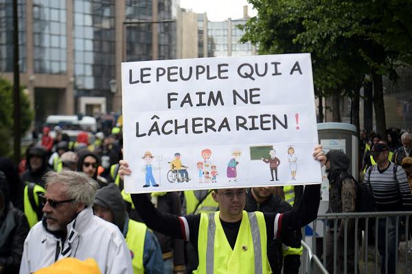 France : Les «Gilets jaunes» de nouveau dans la rue