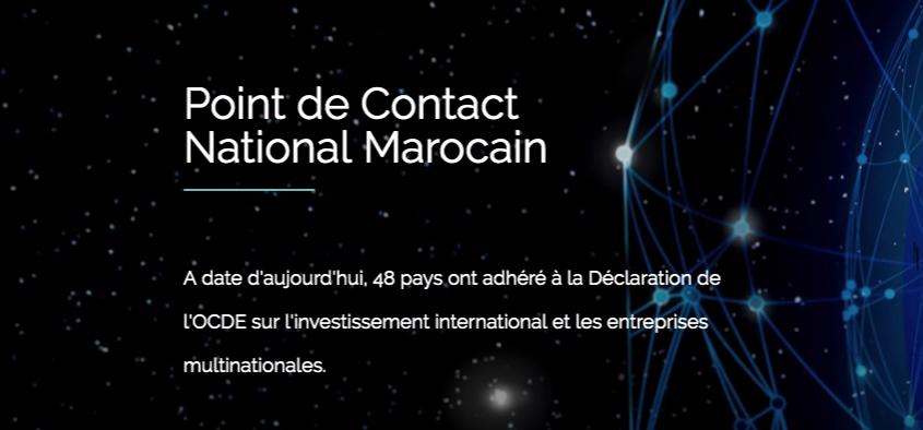 Le Point de contact national marocain lance son nouveau site web