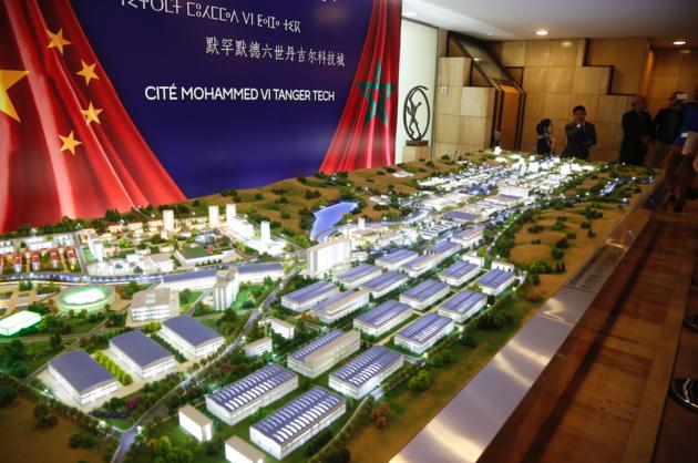 Le projet de décret relatif à la création de la zone franche Tanger Tech adopté