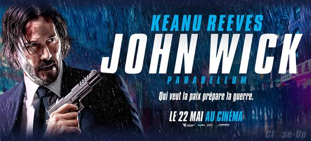 Box-office : John Wick 3 détrône Avengers: Endgame pour sa sortie en salles