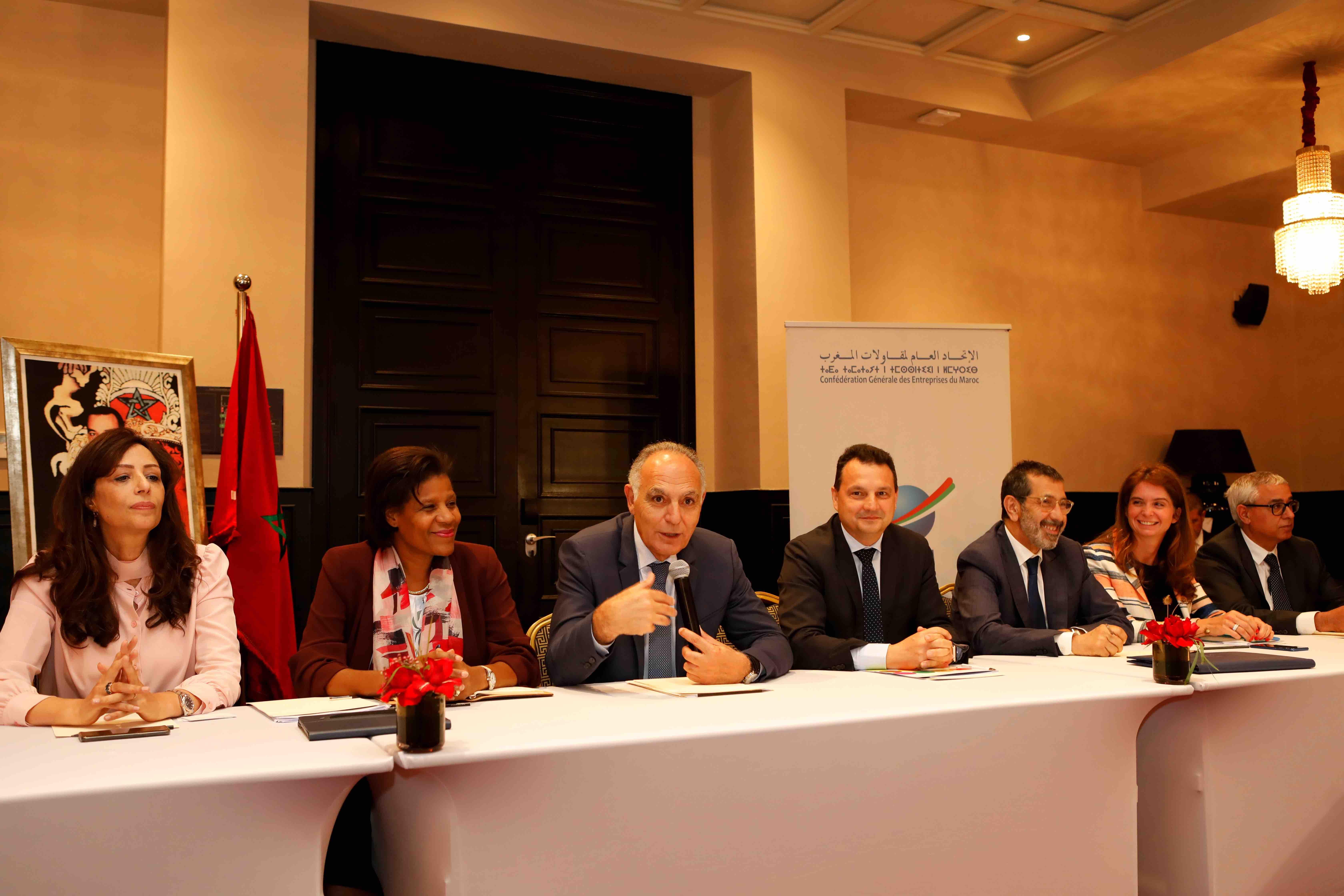 La CGEM veut de nouvelles synergies avec les partenaires financiers du Royaume