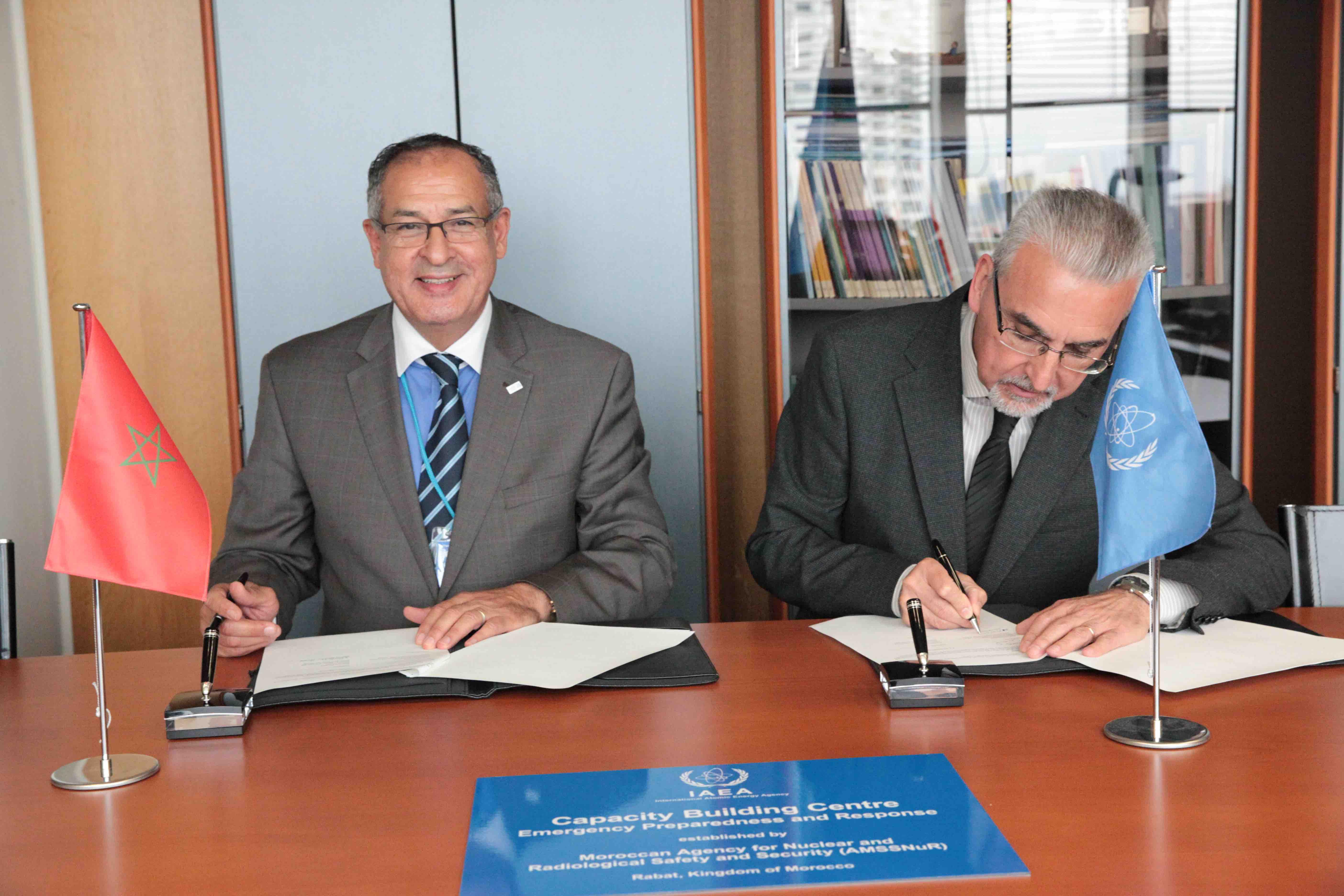 Sécurité nucléaire: Le Maroc renforce sa coopération avec AIEA