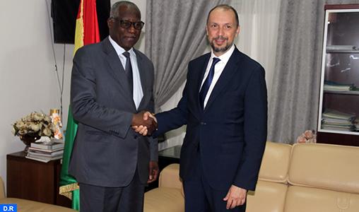 Maroc - Guinée : Mohcine Jazouli sur la piste des accords de coopération
