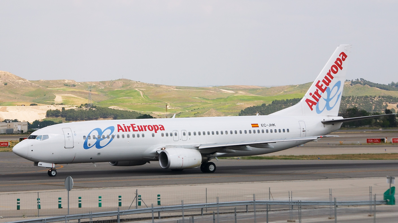 Air Europa: Nouvelle liaison Madrid-Casablanca