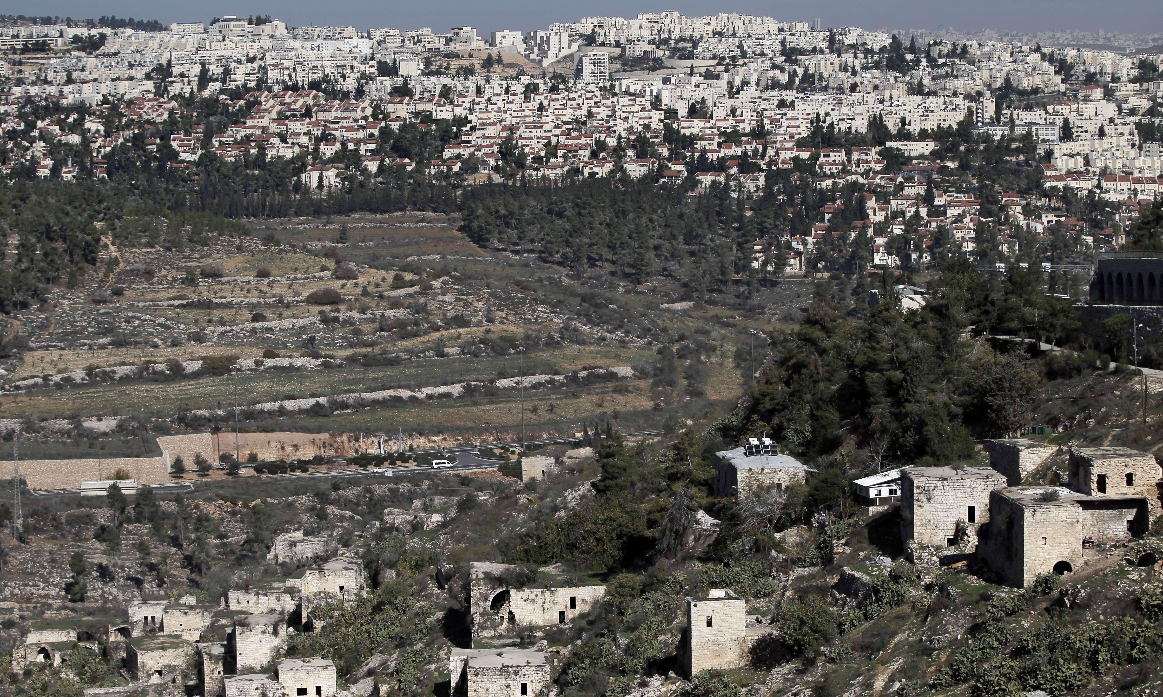 L'UE condamne la politique de colonisation d'Israël