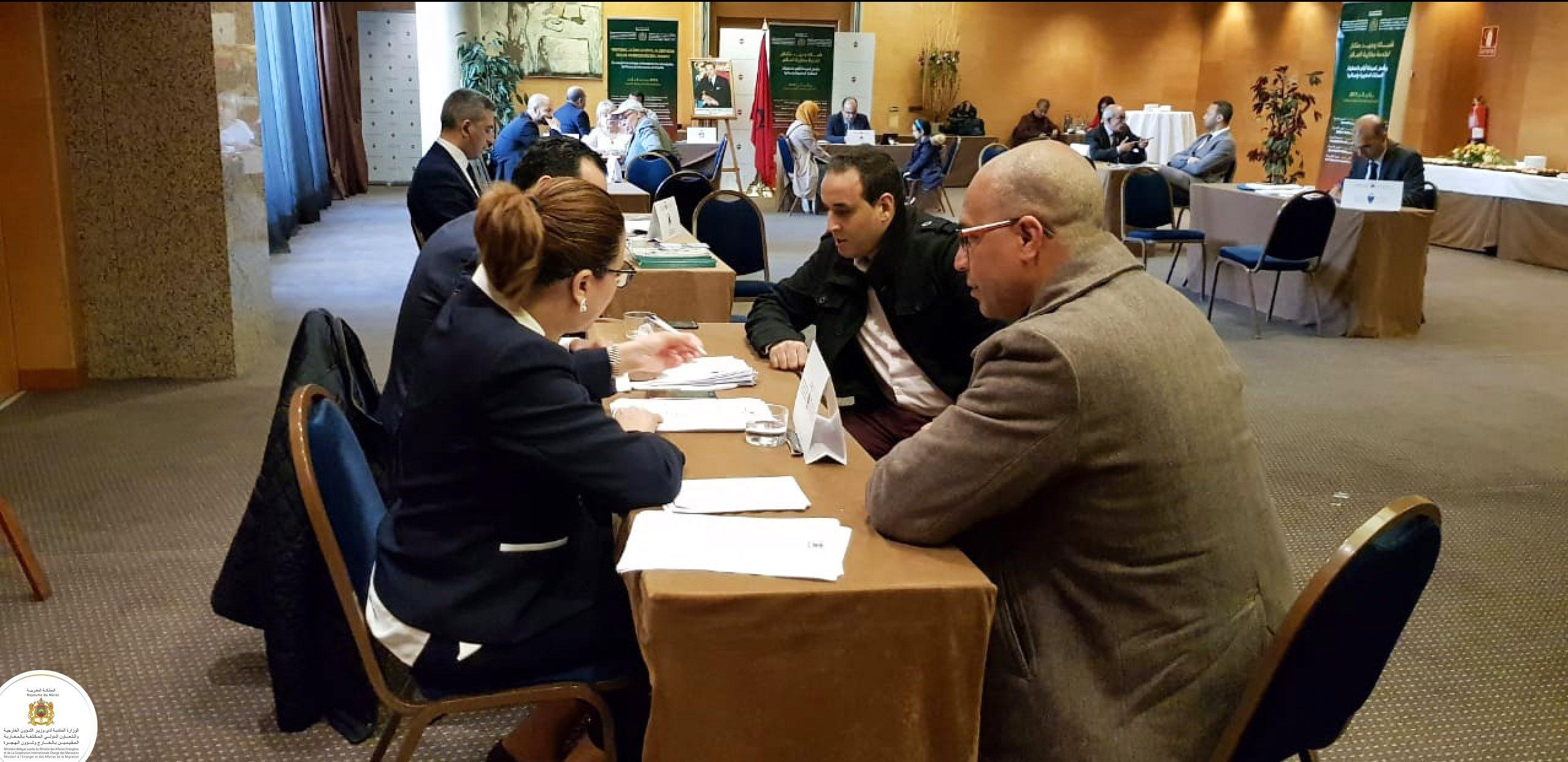 """Italie: Seconde étape du """" Guichet unique mobile au service des Marocains du monde"""""""