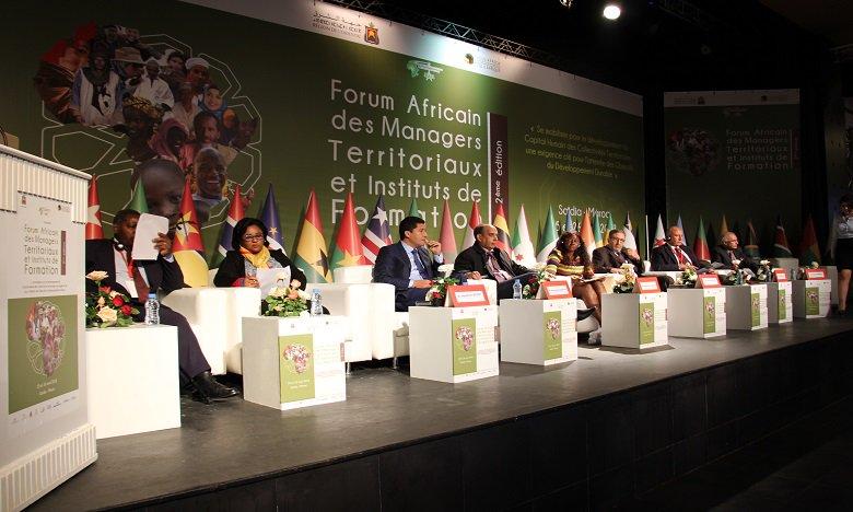 Les managers territoriaux africains en conclave à Ifrane