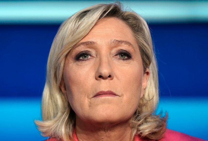 Marine Le Pen renvoyée en correctionnelle