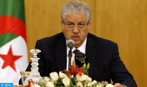 Algérie: L'ancien Premier ministre Abdelmalek Sellal placé sous mandat de dépôt