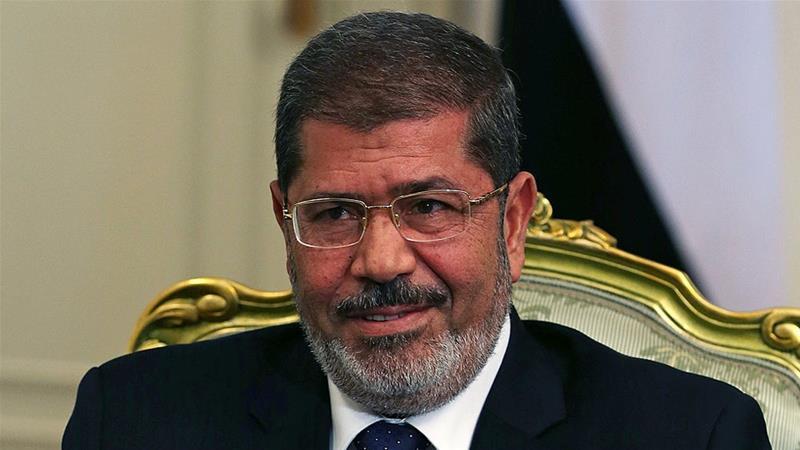 Décès de l'ancien président égyptien Mohamed Morsi