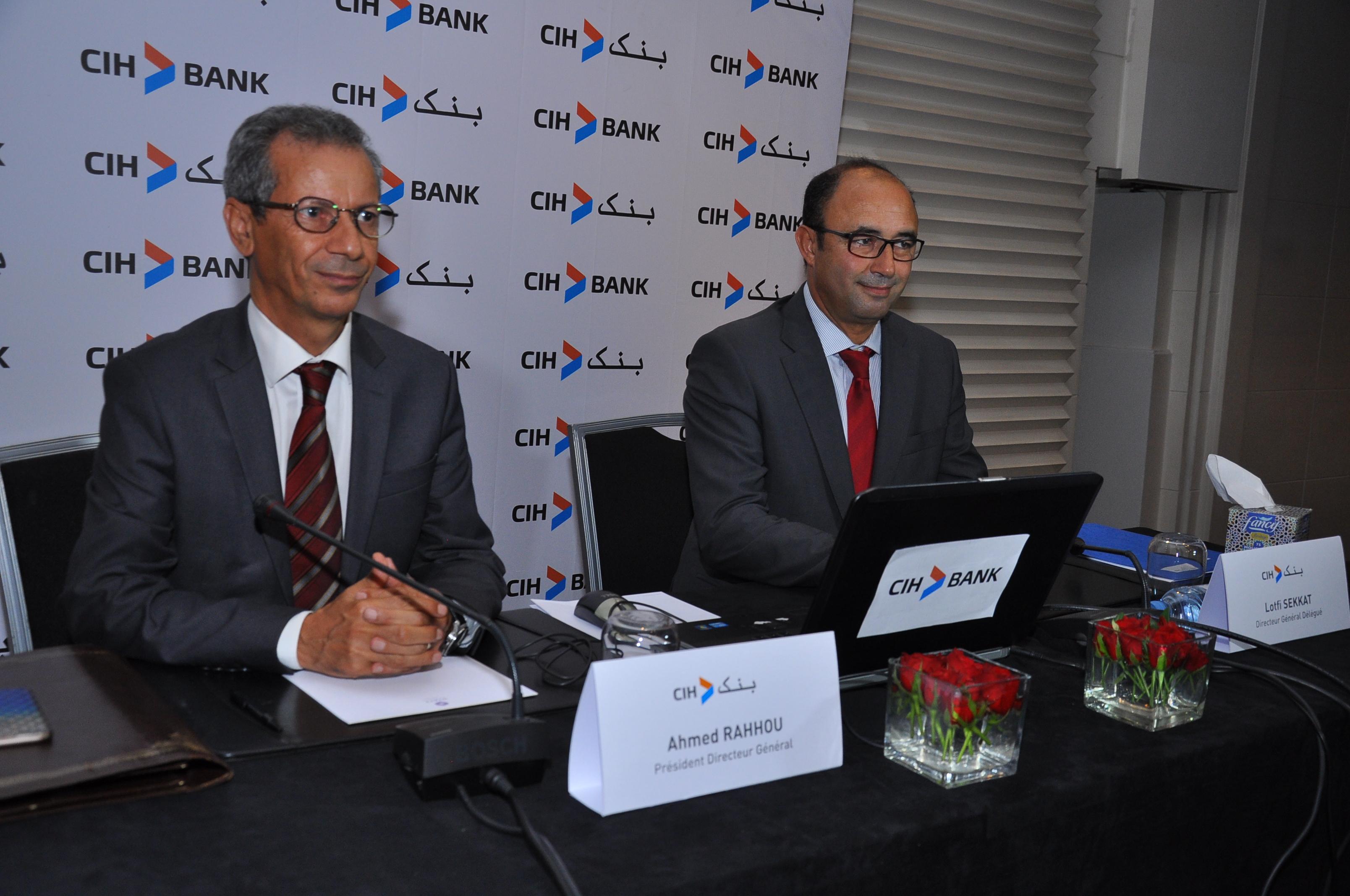 CIH Bank : Rahhou démissionne, Sekkat prend ses fonctions