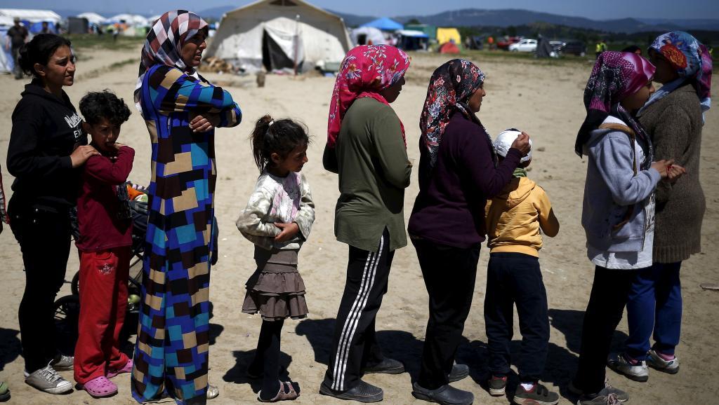 Journée mondiale des réfugiés : 70 millions de déplacés forcés