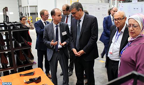 Galvanoplast inaugure à Tanger son 1er site industriel à l'étranger
