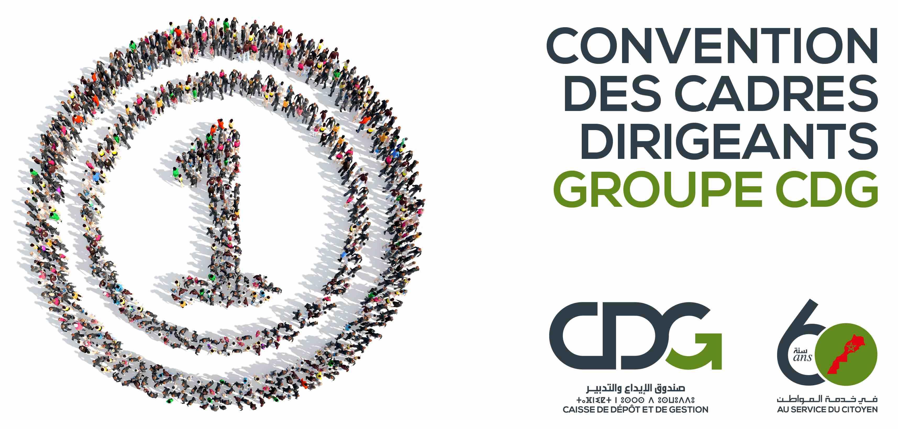 Le Groupe CDG tient sa première Convention des cadres dirigeants