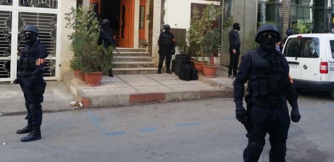Une cellule terroriste démantelée dans la région d'El Haouz