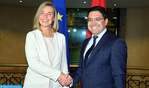La 14ème session du Conseil d'association Maroc-UE prévue jeudi à Bruxelles