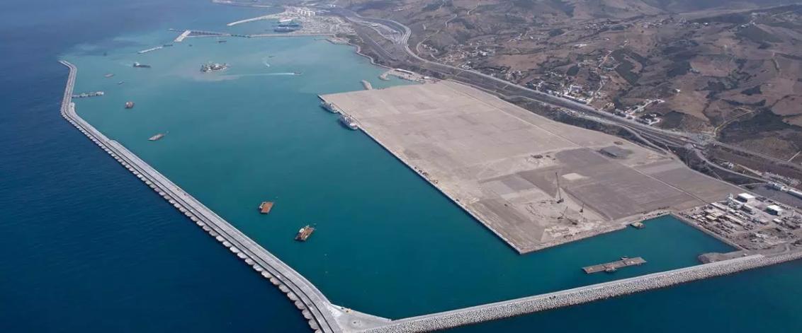 Le Roi va inaugurer le port Tanger Med II jeudi