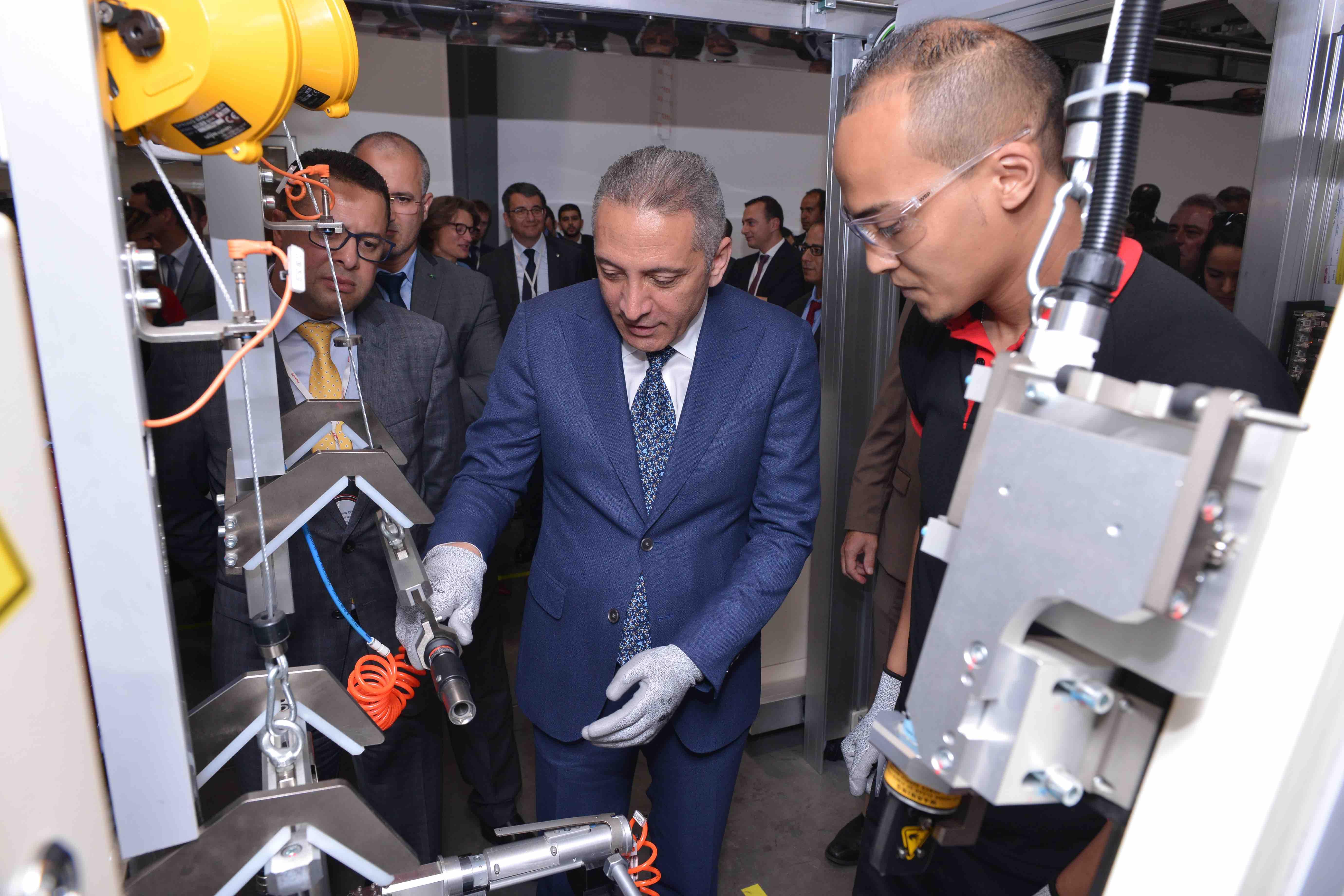 Nexteer Automotive ouvre sa 27ème usine à Kenitra