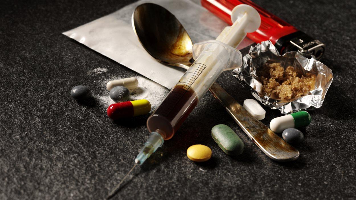 Drogues: Le rapport alarmant de l'ONU