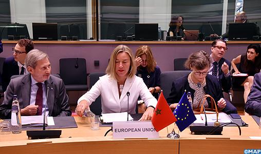 """Sahara marocain : L'UE salue les """"efforts sérieux et crédibles du Maroc"""""""