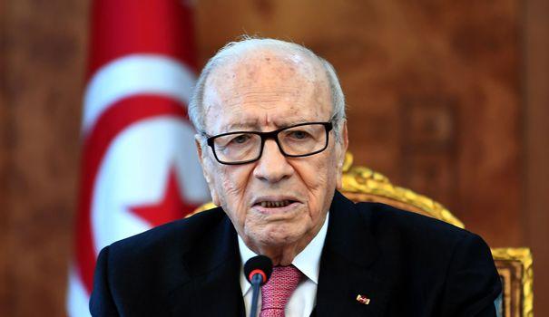 """Le président tunisien victime d'un """"grave malaise"""""""