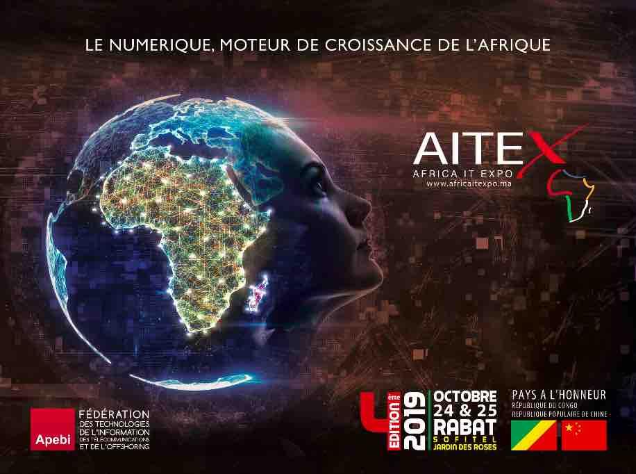 AFRICA IT EXPO: Une 4ème édition centrée sur le numérique