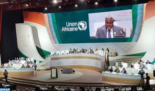 UA : Début des travaux de la 35ème session ordinaire du Conseil exécutif