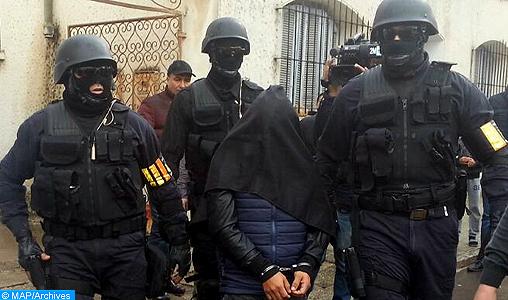 Terrorisme: Un individu recherché à l'international arrêté à Nador