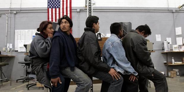 Les États-Unis préparent une vague d'expulsions de migrants clandestins