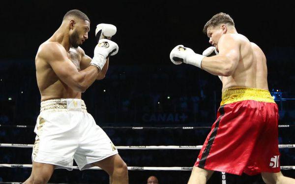 Boxe : Tony Yoka bat Alexander Dimitrenko