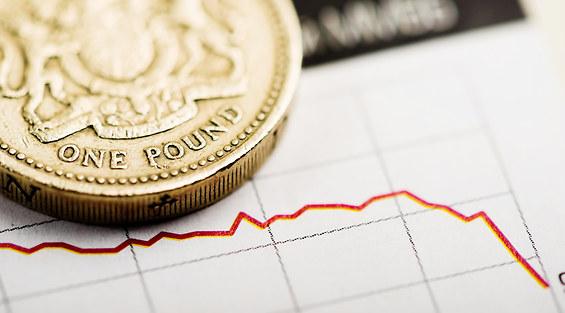 La Livre sterling chuterait de 10% juste après le Brexit