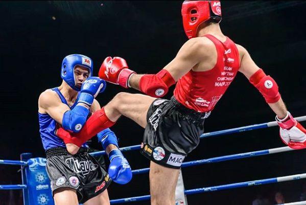 Sport Express :  Muay-Thaï - US Open - Jeux africains
