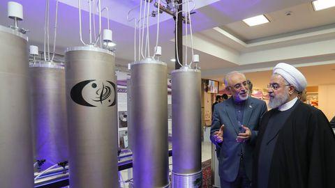 Il faut sauver l'accord sur le nucléaire iranien