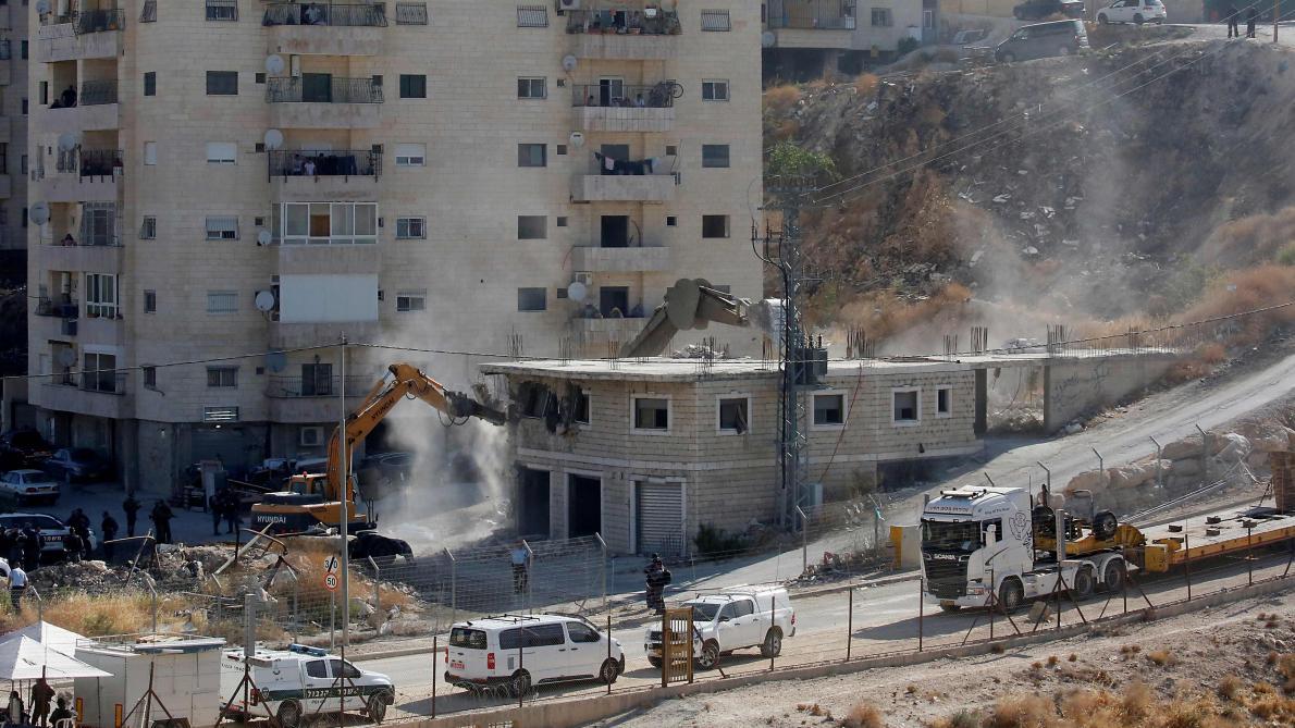 Palestine : L'impunité des chevaliers de la barbarie