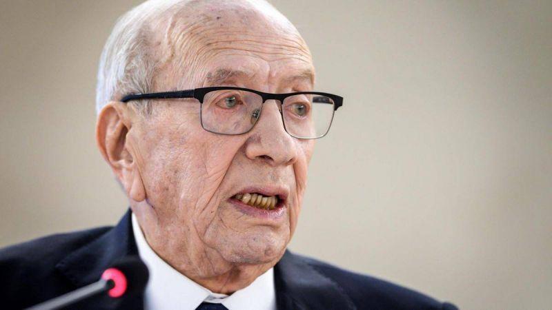 Décès du président tunisien Béji Caïd Essebsi