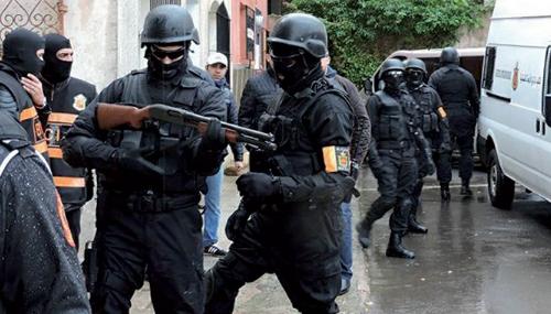 Terrorisme : Le BCIJ écroue 5 dangereux individus opérant à Tanger