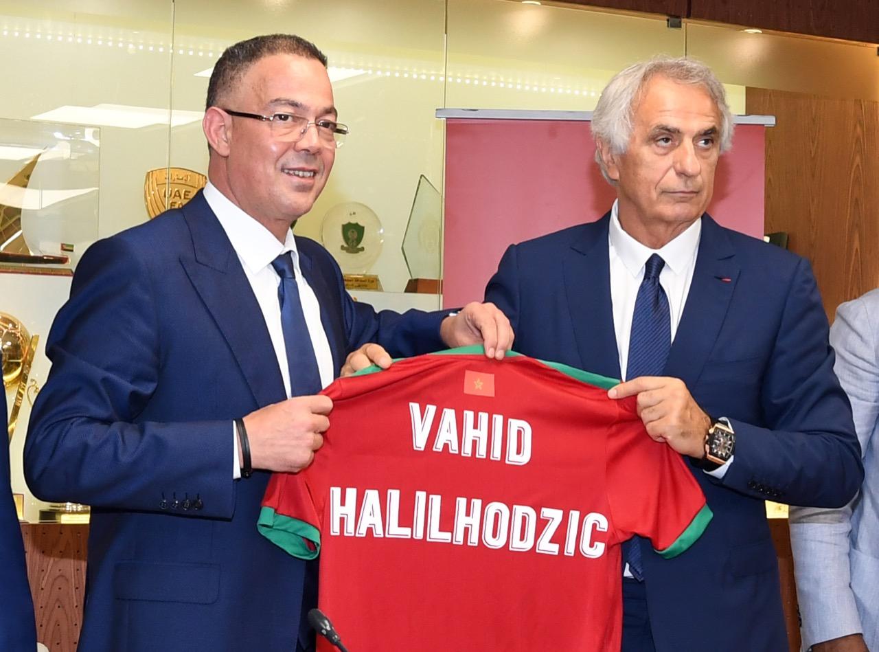 Vahid Halilhodzic : Objectifs, salaire et termes du contrat avec le Maroc