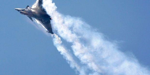 Crash d'un avion de l'armée espagnole en Méditerranée: décès du pilote