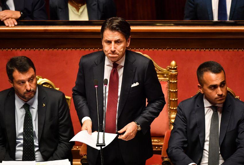 Italie : Le nouveau gouvernement formé