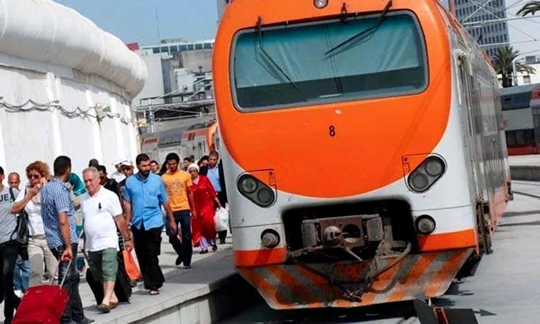 8 millions de voyageurs transportés par l'ONCF durant l'été