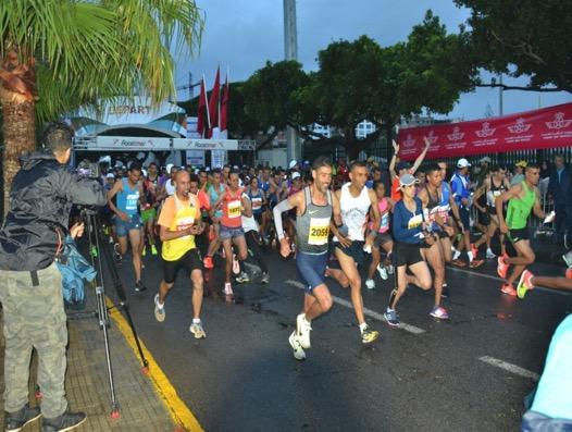 6.000 participants attendus au Marathon international de Casablanca