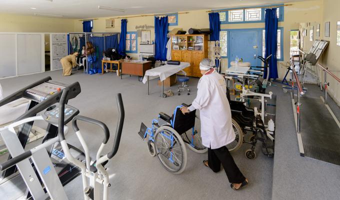 Un nouveau Centre Noor de rééducation à Khouribga