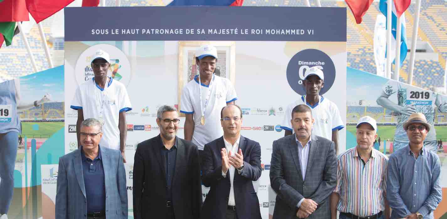 Plus de 5.500 coureurs au marathon de Casablanca