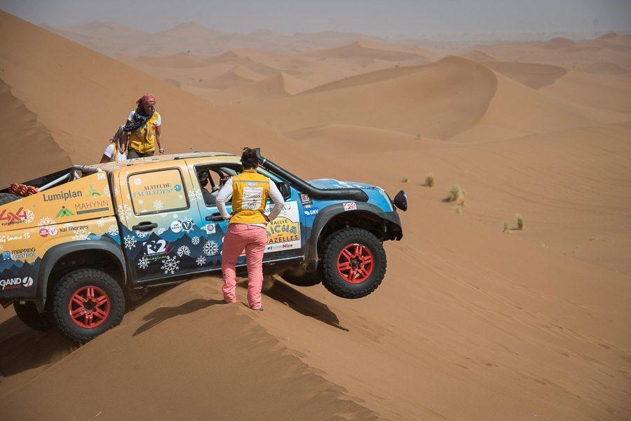 Le Rallye Aicha des Gazelles se déplace en Chine