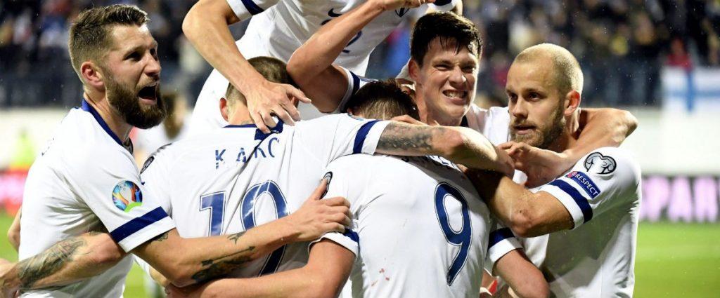 Euro 2020: Qualification historique de la Finlande