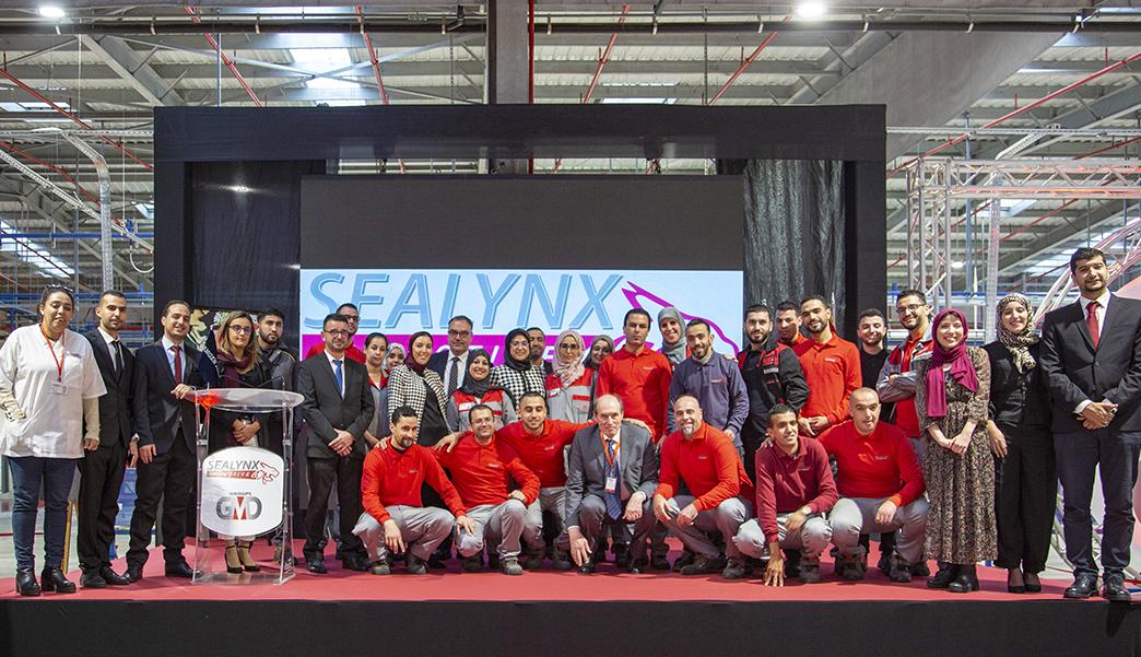 L'équipementier français Sealynx inaugure à Tanger une nouvelle unité de production