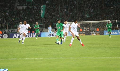 Coupe arabe Mohammed VI des clubs: Le Raja de Casablanca et l'Olympique de Safi en quart