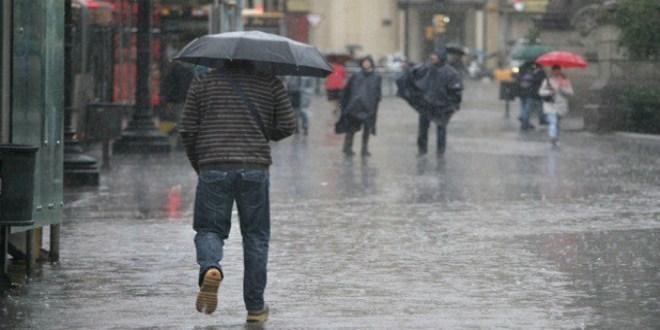 Pluies fortes et chutes de neige du lundi au mercredi dans plusieurs provinces du Royaume