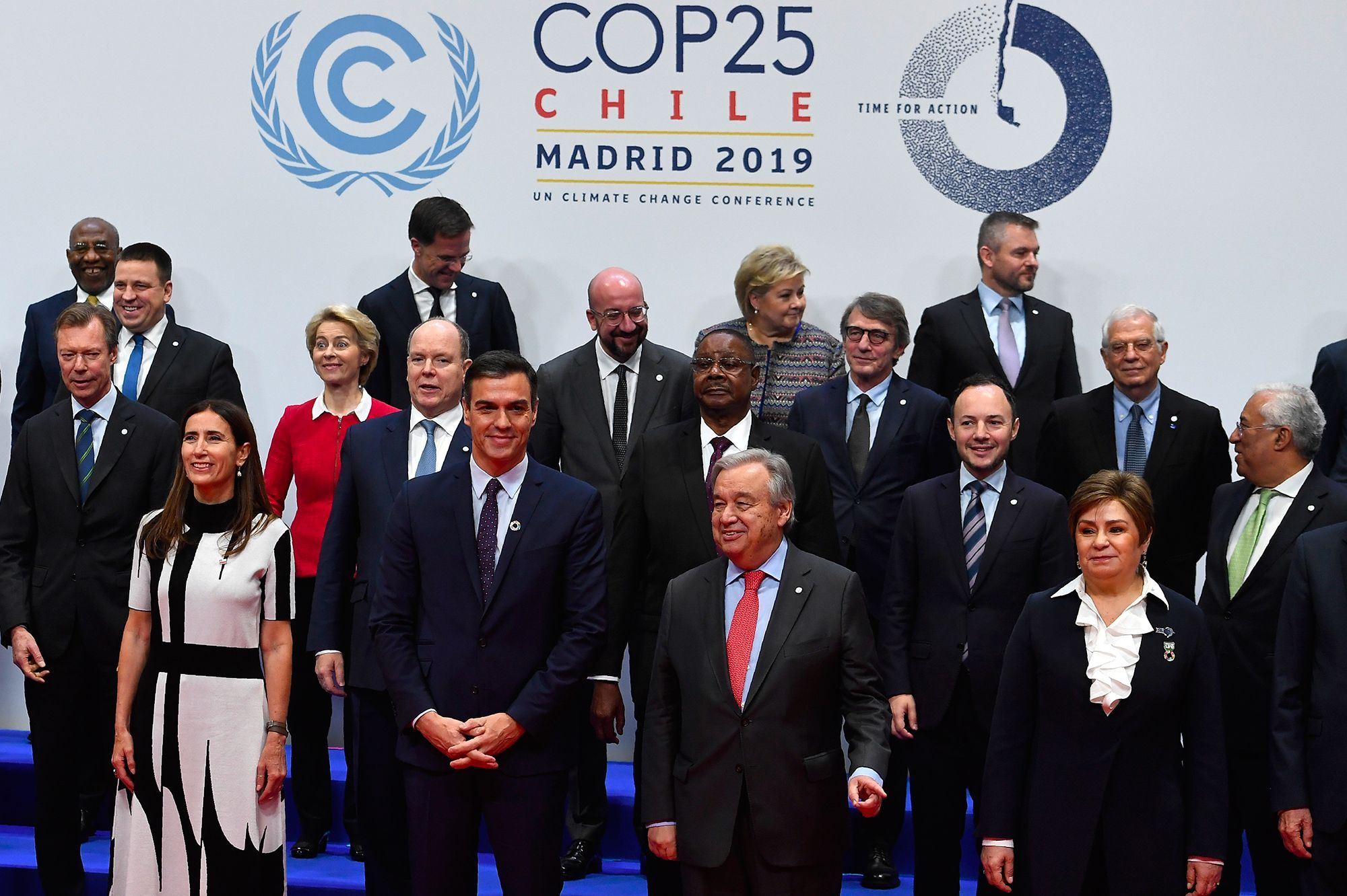 COP25 : Une belle mascarade ?