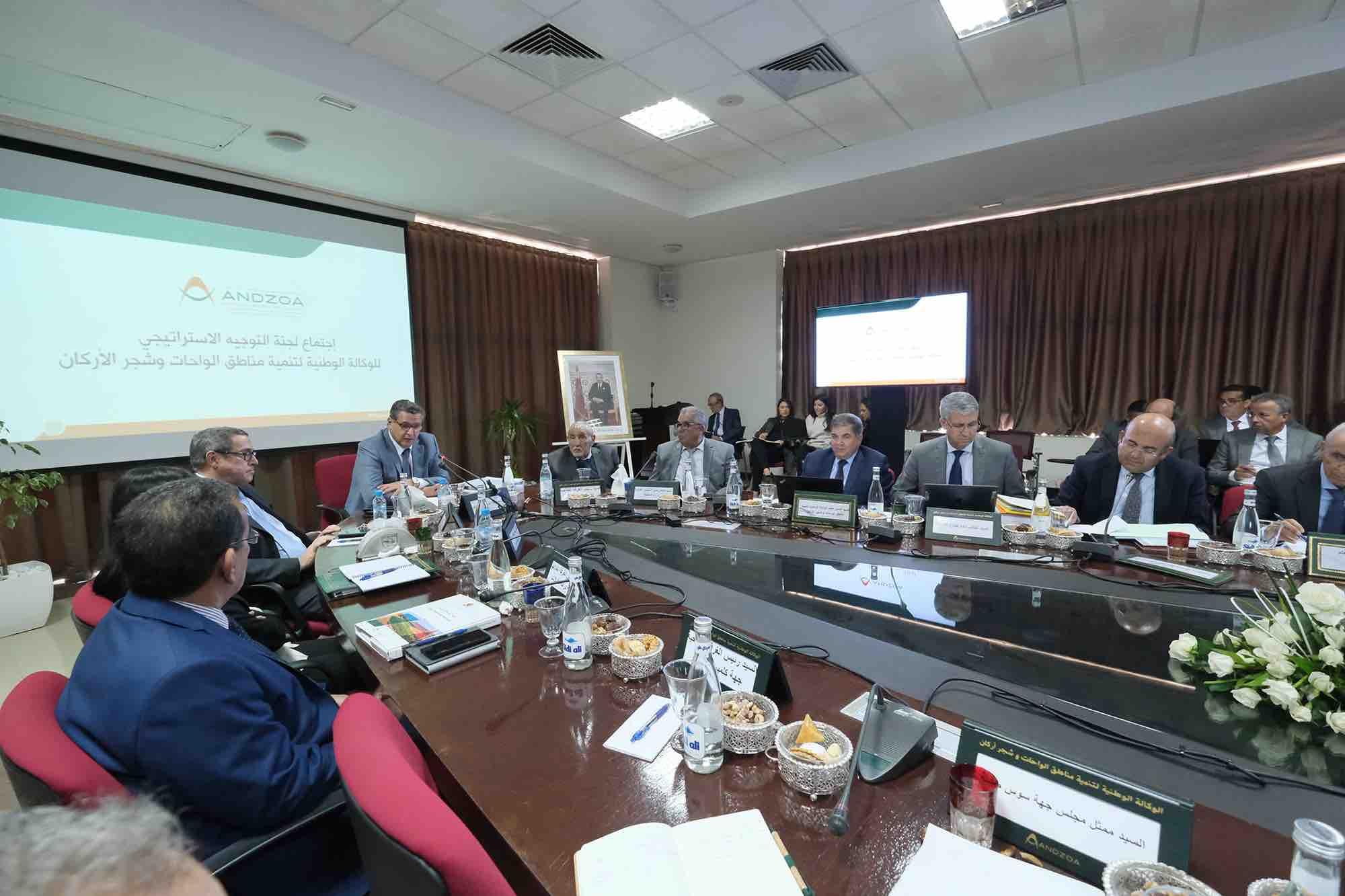 63,6 milliards de DH investis dans les zones oasiennes entre 2012 et 2018